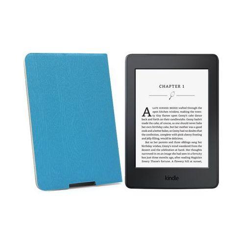 Flex Book  Kindle Paperwhite  etui na czytnik e book Flex Book  niebieski Futerał telefoniczny