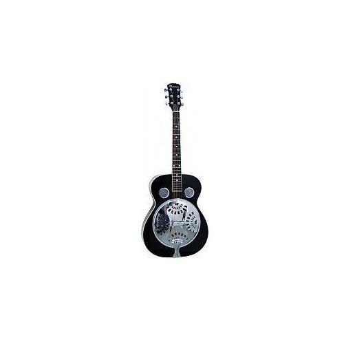 Dimavery RS-310 Resonator Guitar, black, gitara akustyczna