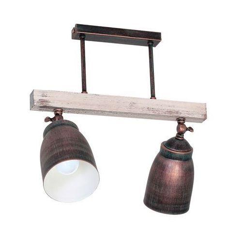Luminex Lampa sufitowa alejo 2xe27/60w/230v