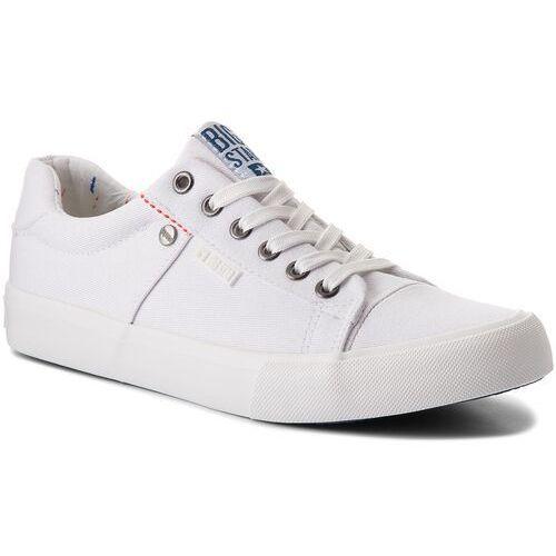 Tenisówki BIG STAR - AA174097A White