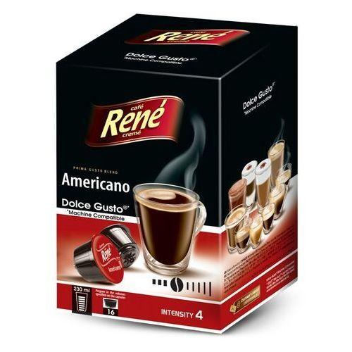 Rene Americano Dolce Gusto 16 kapsułek, 2682