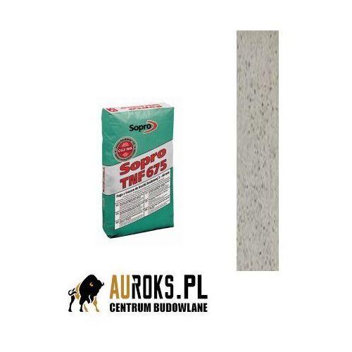 Sopro Fuga z trasem do kamienia naturalnego 5-40 mm tnf 674 kolor szary (15) 25kg firmy