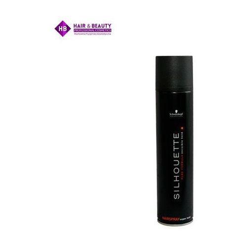 OKAZJA - silhouette, bardzo mocno utrwalający lakier do włosów, 300ml marki Schwarzkopf