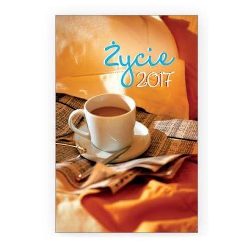 Kalendarz 2017 kieszonkowy Życie (kawa)