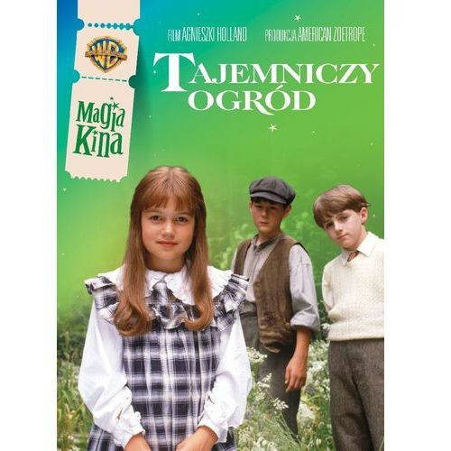 Tajemniczy ogród (DVD) - Agnieszka Holland (7321908190000)