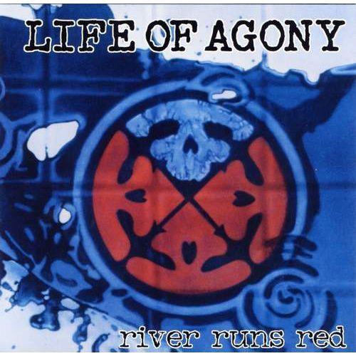 River runs red - life of agony (płyta cd) marki Warner music / roadrunner records