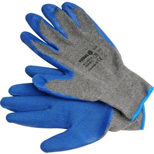 Rękawice robocze VOREL 74145 Niebieski (rozmiar 10)