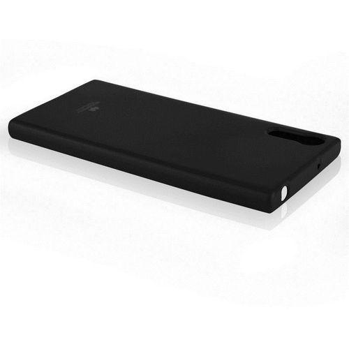 Mercury Etui iJELLY Sony Xperia XZ czarne (BRA004754) Szybka dostawa! Darmowy odbiór w 21 miastach! (8806174386818)