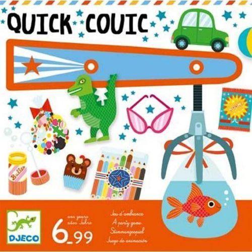 Djeco Gra - quick couic