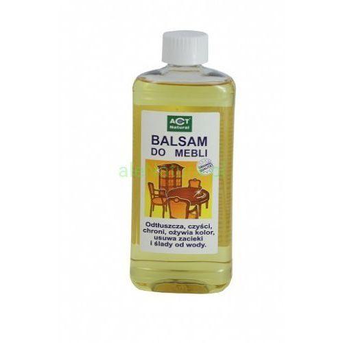 balsam do pielęgnacji mebli i drewna 500ml marki Act natural