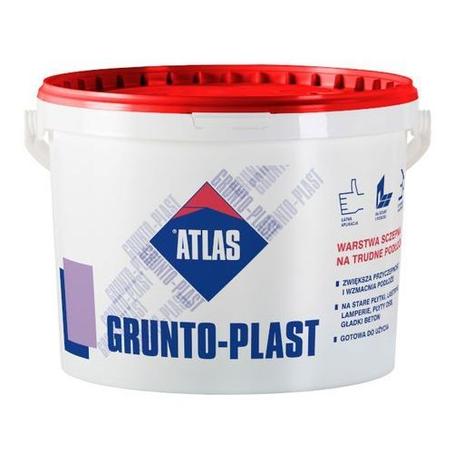 Grunto-plast Atlas warstwa sczepna 2 kg, W-TC001-A0000-AT1G