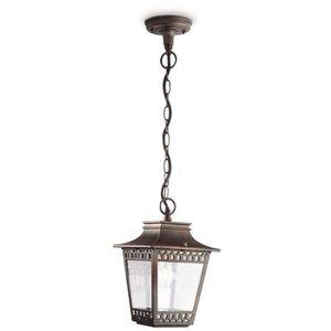 HEDGE - Lampa wisząca Zewnętrzna Rdza (8718291443643)