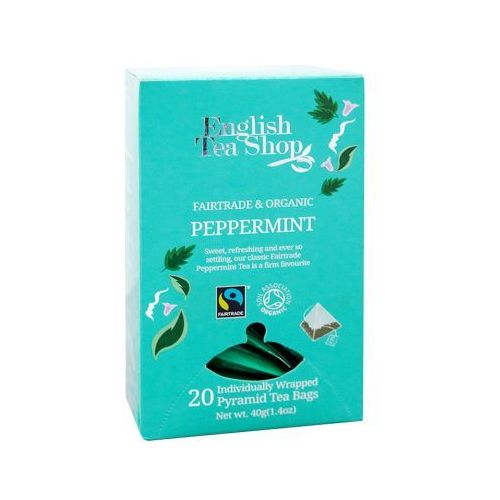 Ets peppermint 20 piramidek marki English tea shop