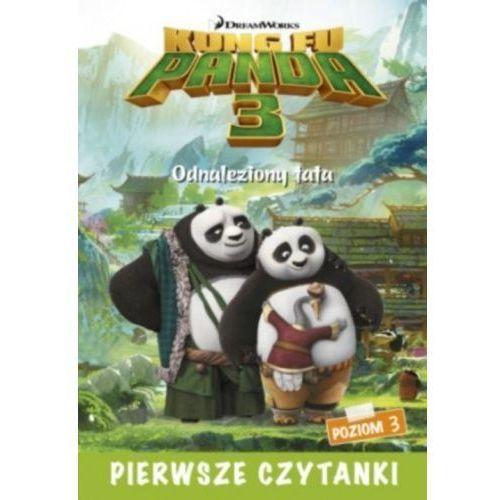 Papilon Dream works pierwsze czytanki kung fu panda 3 odnaleziony tato (poziom 3) (9788327115799)