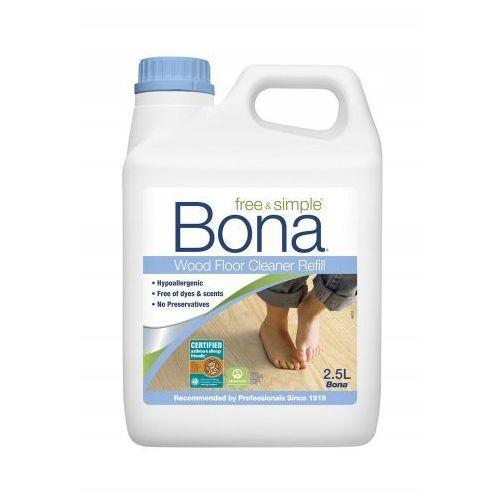 wood floor cleaner hipoalergiczny - 2,5 l marki Bona