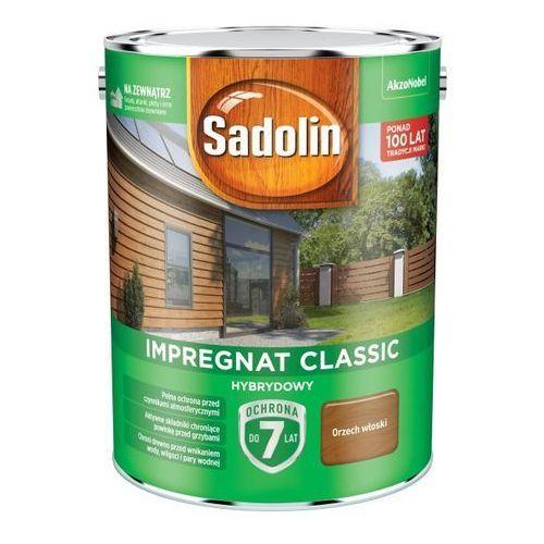 Sadolin Impregnat do drewna hybrydowy orzech włoski 4,5 l (5904078212530)