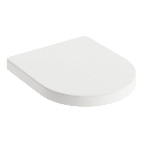 Ravak deska wolnoopadająca do WC Chrome biała X01451 (8592626005917)