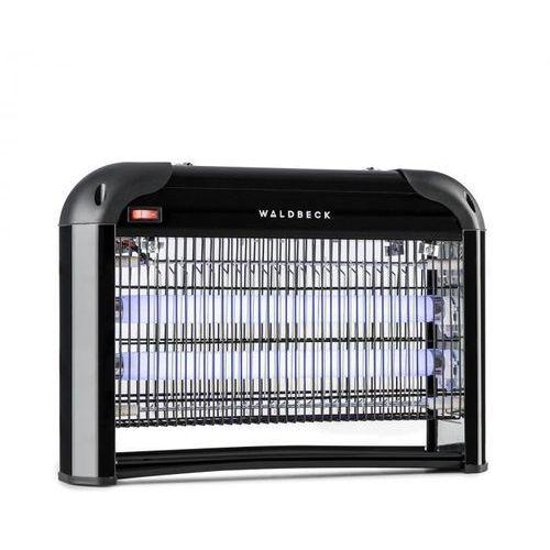 Waldbeck mosquito ex 4000 lampa owadobójcza 30 w światło uv 100 m² kolor czarny (4060656102066)