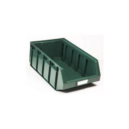 Otwarty pojemnik magazynowy z polietylenu,dł. x szer. x wys. 485 x 298 x 189 mm marki Vipa