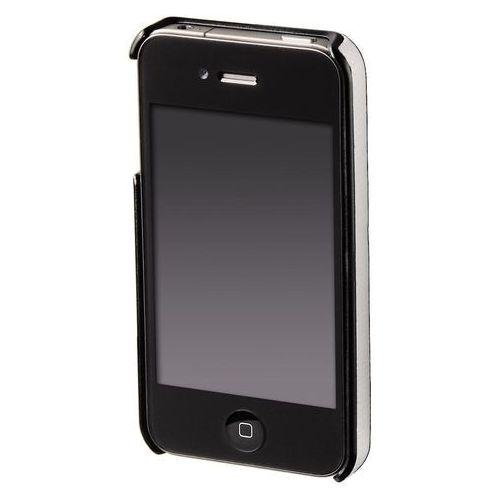 Pokrowiec HAMA iPhone 4 Etui Skóra Węża Biały z kategorii Futerały i pokrowce do telefonów