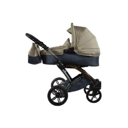 knorr-baby Wózek dziecięcy Voletto Sport czarny-piaskowy (4250341306910)