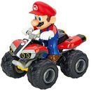 RC Quad Nintendo Mario - Carrera. DARMOWA DOSTAWA DO KIOSKU RUCHU OD 24,99ZŁ