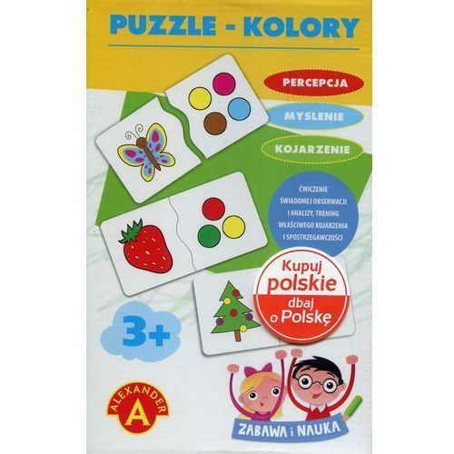 Alexander Puzzle kolory (5906018018363)