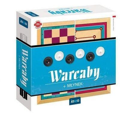Jawa Warcaby + młynek gra (5901838002998)