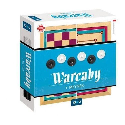 Jawa Gra warcaby/młynek 2 gry (5901838002998)