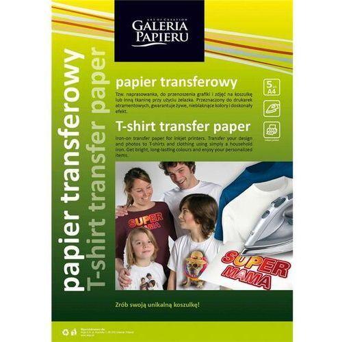 Papier do naprasowanek ARGO op.5 tkaniny jasne