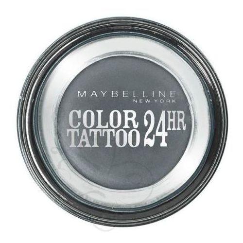 Maybelline Color tattoo 24hr kremowo-żelowy cień do powiek nr 55 charcoal 4ml, kategoria: cienie do powiek