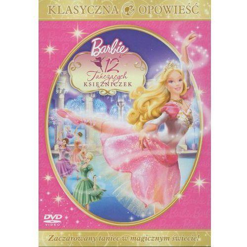 Film TIM FILM STUDIO Barbie i 12 Tańczących Księżniczek Barbie in the 12 Dancing Princesses, towar z kategorii: Filmy animowane