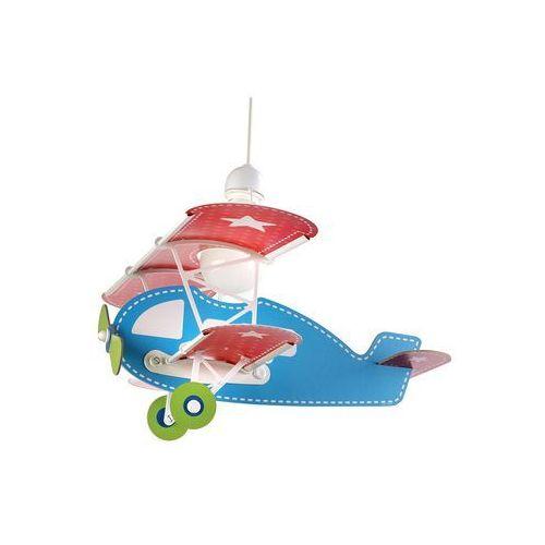Dalber 54002 - lampa wisząca dziecięca baby planes 1xe27/60w/230v (8420406540023). Najniższe ceny, najlepsze promocje w sklepach, opinie.