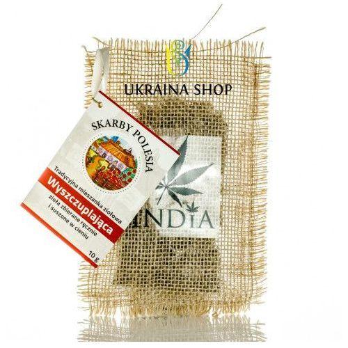 Herbata ziołowa wyszczuplająca, marki India cosmetics
