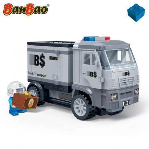 Klocki BANBAO Konwój Transport Pieniędzy 7016 Darmowa wysyłka i zwroty
