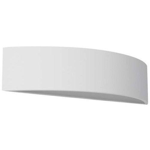 Cleoni Kinkiet lampa ścienna aba 1267kb1ae1+kolor półokrągła oprawa przyścienna metalowa (1000000413373)