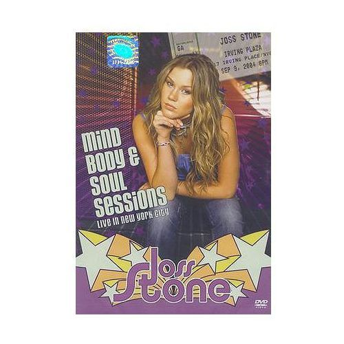 Mind, Body and Soul Sessions: Live From New York City (DVD) - Joss Stone