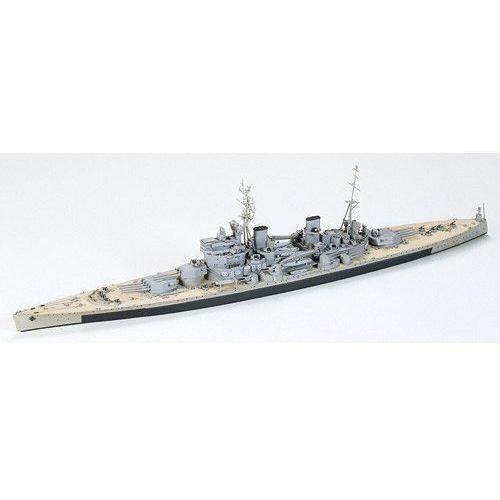 Tamiya tamiya british battleship king george v (4950344999637)