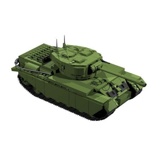 Cobi, Small Army, World of Tanks, A41 Centurion, klocki, 610 elementów Cobi, Small Army, World of Tanks, A41 Centurion, klocki, 610 el. Cobi, Small Army, World of Tanks, A41 Centurion, klocki, 610 el. marki Cobi - klocki dla dzieci