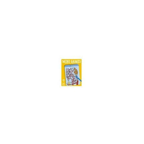 Mini Games - Gra podróżna Labirynt Tezeusza Djeco +6 lat