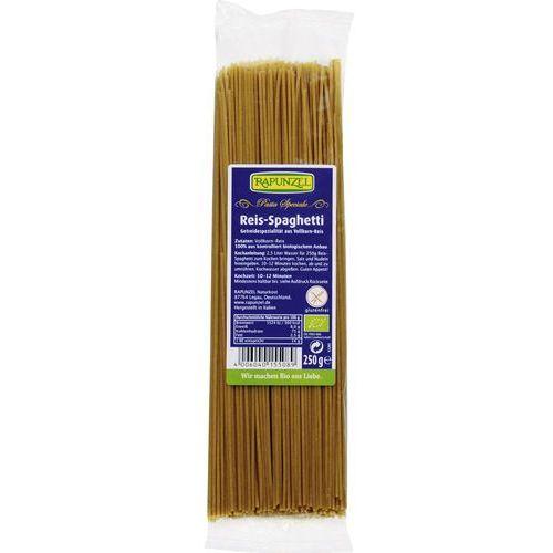 Rapunzel Makaron ryżowy spaghetti 250g bio (bezglutenowy) -
