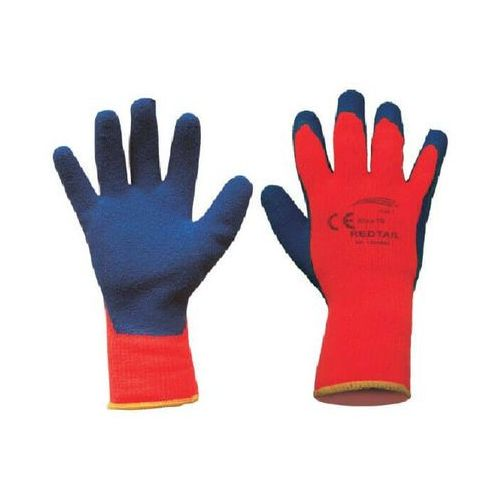Rękawice robocze ocieplane redtail rozmiar 10/xl marki Maxczysto