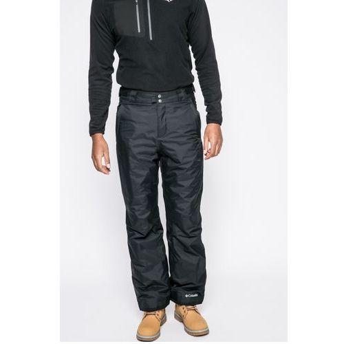 - spodnie snowboardowe marki Columbia