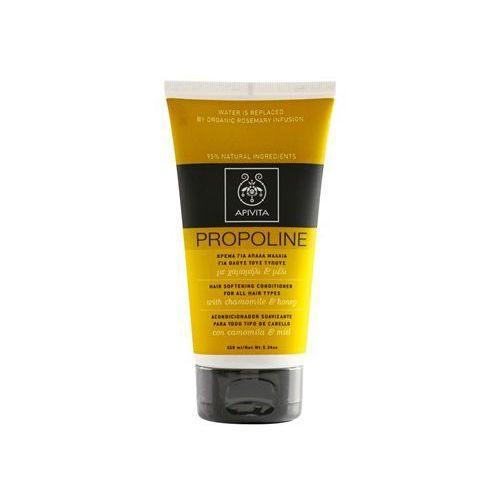 Apivita  propoline chamomile & honey odżywka do wszystkich rodzajów włosów (dermatologically tested) 150 ml (5201279014636)