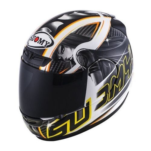 Suomy Kask apex grey pikey integralny