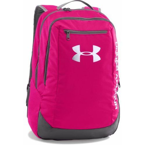 Plecak  hustle backpack - 1273274-654 - różowy marki Under armour