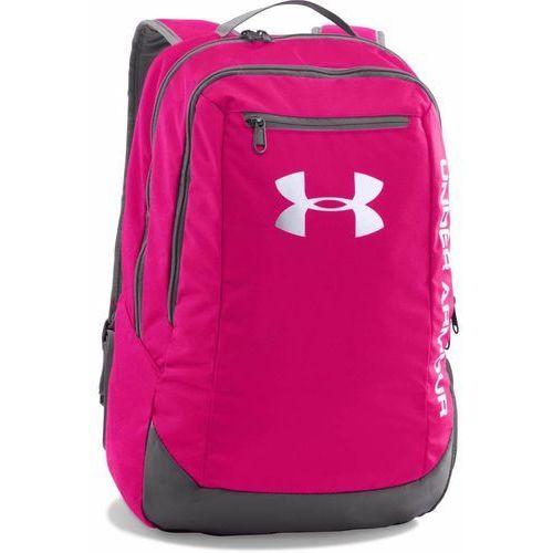 Plecak Under Armour Hustle Backpack - 1273274-654 - różowy
