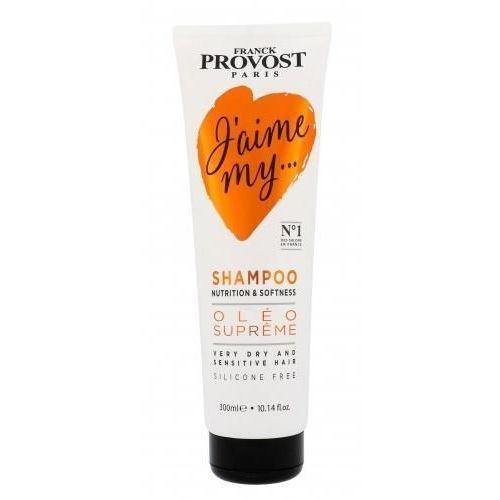 FRANCK PROVOST PARIS J´Aime My... Oléo Supreme szampon do włosów 300 ml dla kobiet (8008277228037)