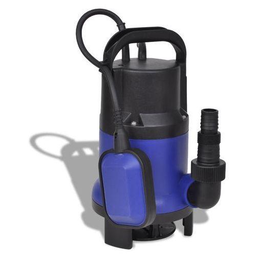 Vidaxl  elektryczna, zatapialna pompa ogrodowa do wody brudnej 400 w