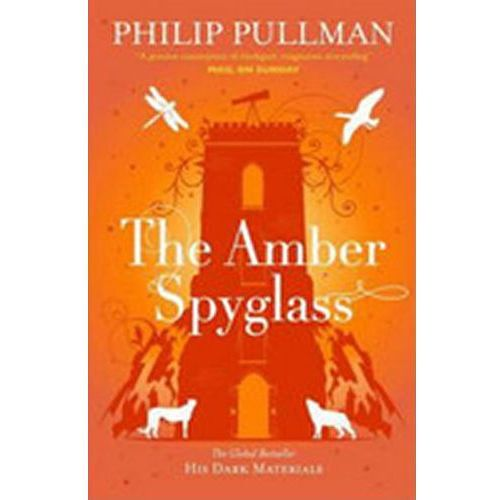 Amber Spyglass, Philip Pullman